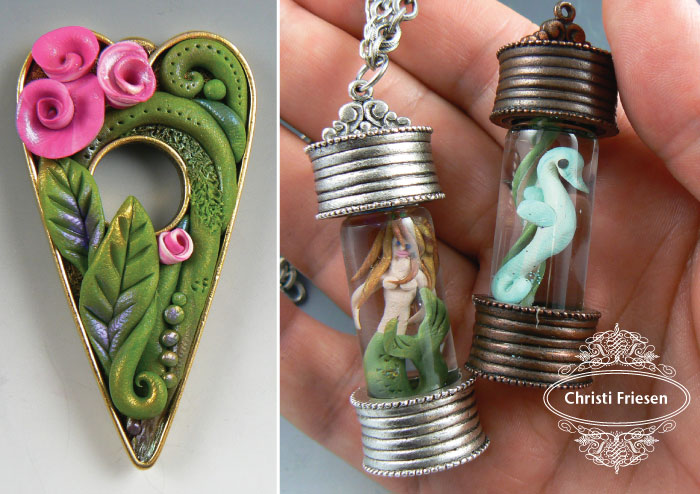 Christi Friesen polymer clay