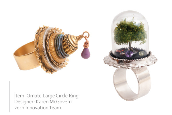 Karen McGovern Rings