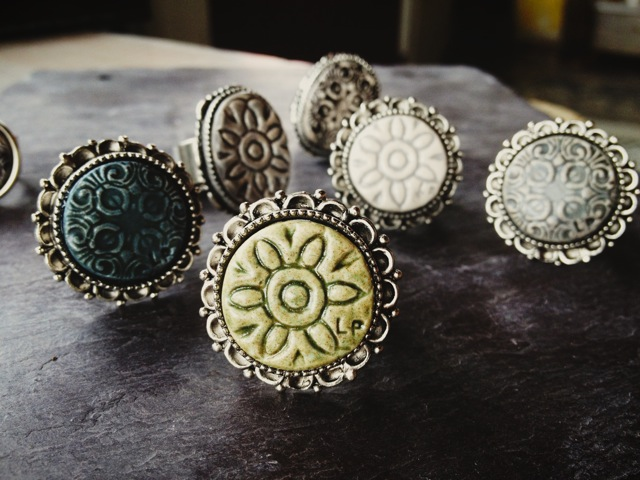 Lily Potter Rings