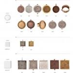 Nunn Design Glass Dome Tile Cheat Sheet