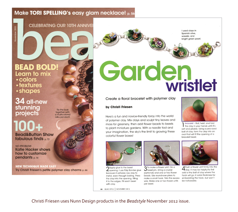 Beadstyle Nov 2012