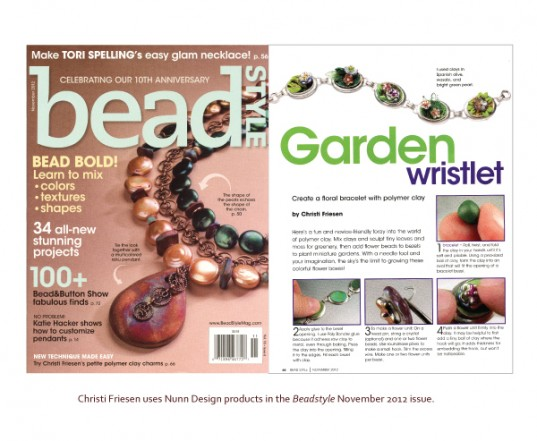 Beadstyle Nov 2012