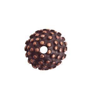 Beadcap 9mm Urchin Antique Copper