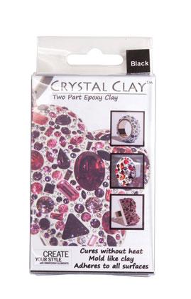 Crystal Clay Black 1