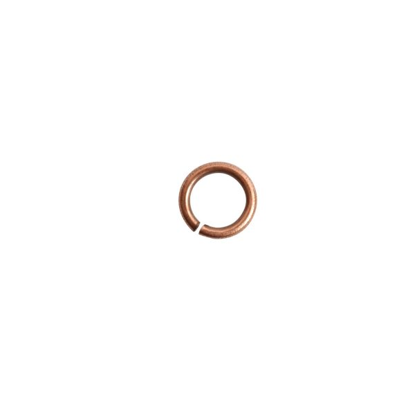 Jumprings Small Antique Copper