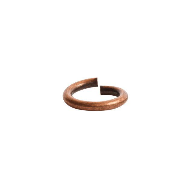 Large Jumprings Antique Copper