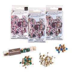 Epoxy Clay & Crystals