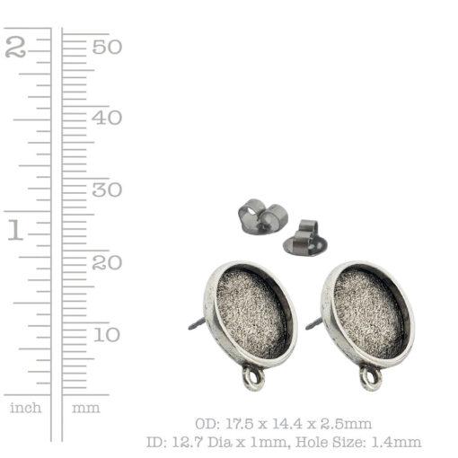 Earring Mini Circle