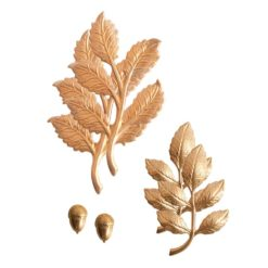 Buy & Try Findings Brass StampingsFoliage