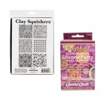 Clay Squishers & Silicone Molding Putty