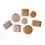 Buy & Try Findings Keepsake-Framed Pendant Combo 1