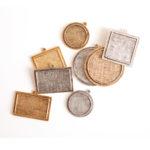 Buy & Try Findings Keepsake-Raised Pendant Combo 1