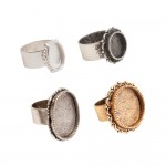 Ornate Rings