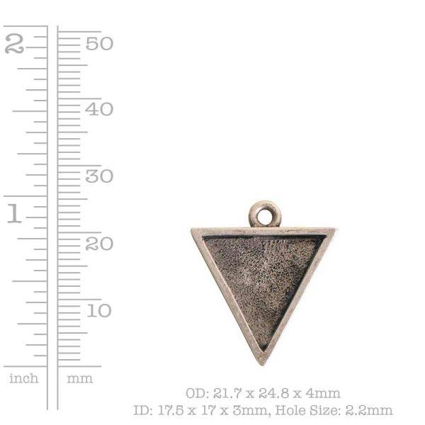 Small Pendant Triangle