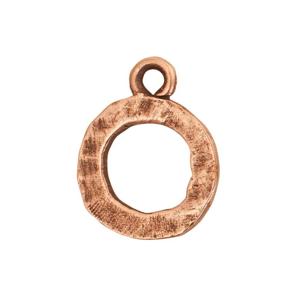 Ring vintage copper