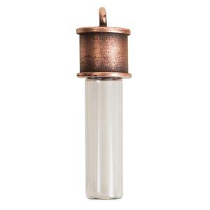 Itsy Bottle & Top ChannelAntique Copper