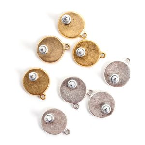 Buy & Try Findings Earring Mini CircleCombo Pack