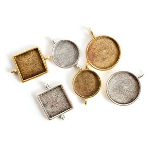 Buy & Try Findings Classic Bezels-Combo