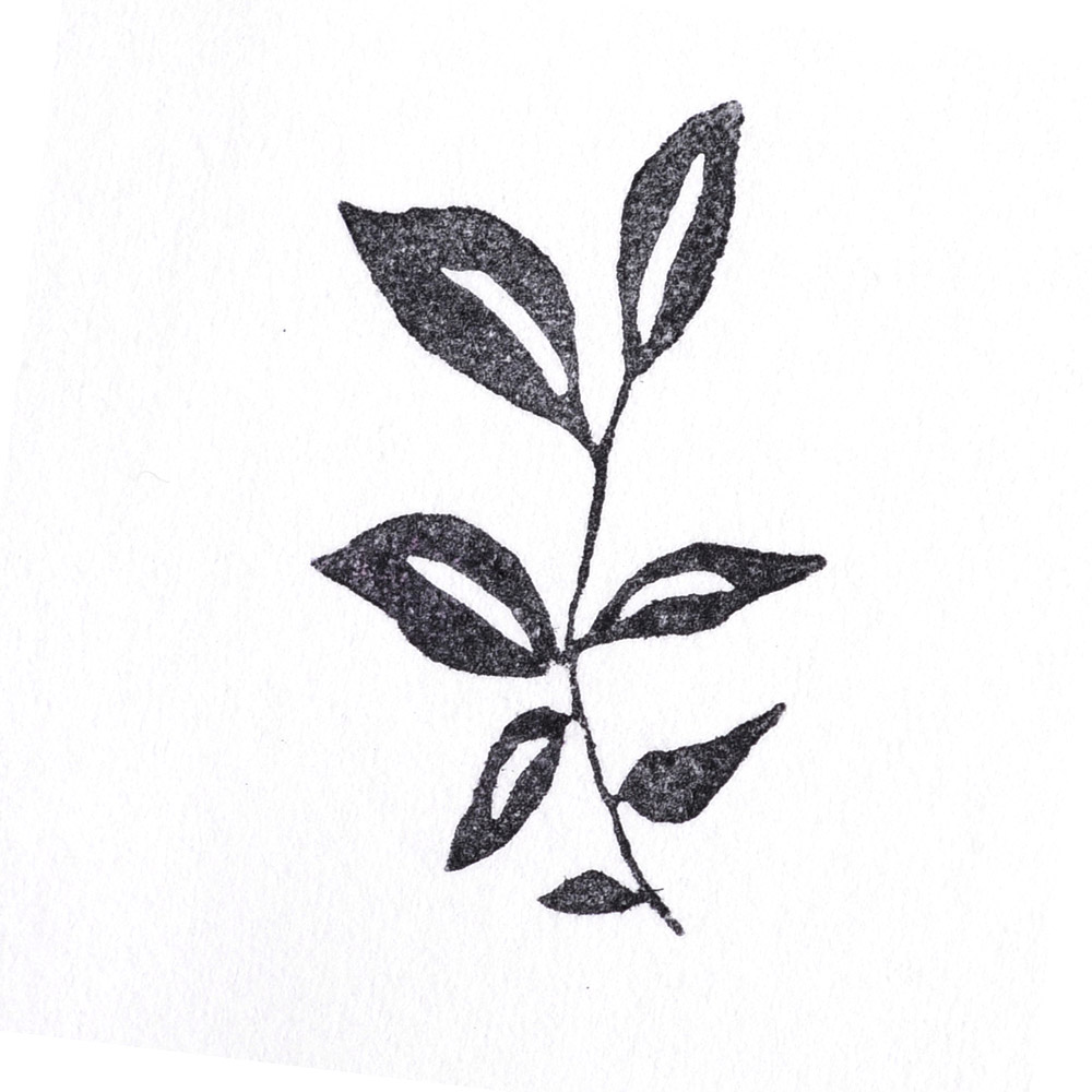 Buy & Try Technique Stamp Large Wild Berry Vine