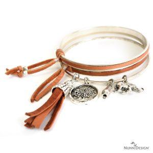Kit Bracelet Boho Bangle