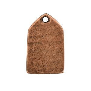 Flat Tag Mini Tablet Antique Copper