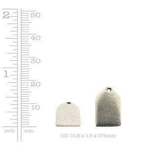Flat Tag Mini Tablet <br>Antique Copper