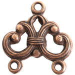 Strand Reducer Filigree 2 Loop-Copper
