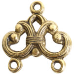 Strand Reducer Filigree 2 Loop-Gold