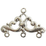 Strand Reducer Filigree 3 Loop-Sterling