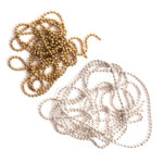 Buy & Try Findings Faceted Bead Chain Fine-Combo