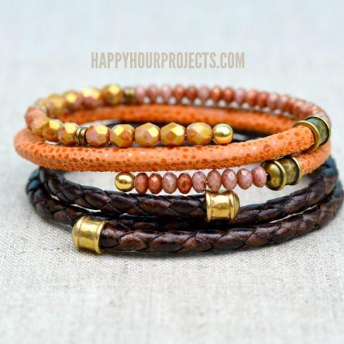 Leather-Memory-Wire-Bracelets-2.1