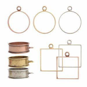Buy & Try Findings Open Bezel & FramesCombo Pack
