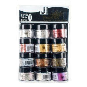 Buy & Try Technique Jacquard Pearl Ex Powder PigmentsSeries 1 set