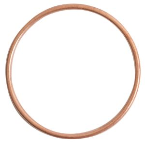 Open Frame Hoop GrandeAntique Copper