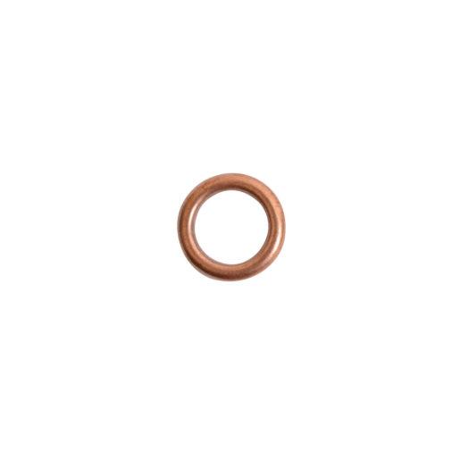 Open Frame Hoop Mini<br>Antique Copper 1