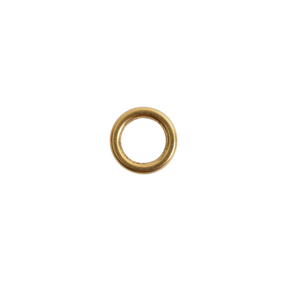 Open Frame Hoop MiniAntique Gold