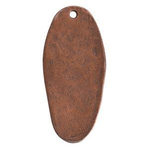 Charm DenaliAntique Copper