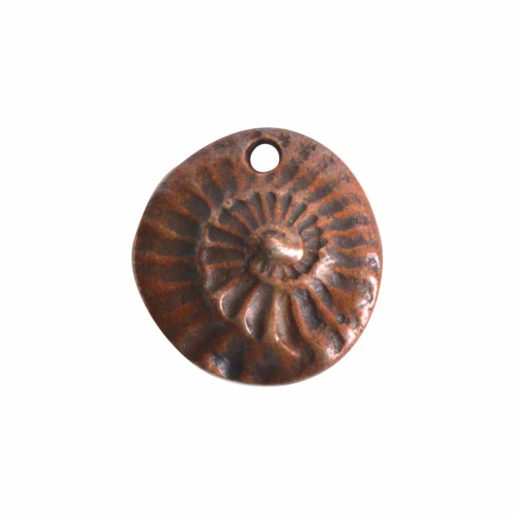 Charm Guadalupe<br>Antique Copper