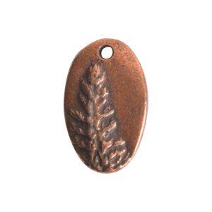 Charm RedwoodAntique Copper 1
