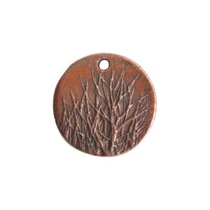 Charm Rocky MountainAntique Copper 1