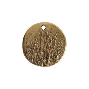Charm Rocky MountainAntique Gold