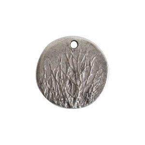 Charm Rocky MountainAntique Silver
