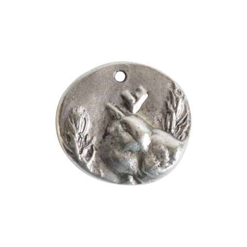 Charm ShenandoahAntique Silver