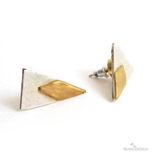 Geometric DIY Earrings