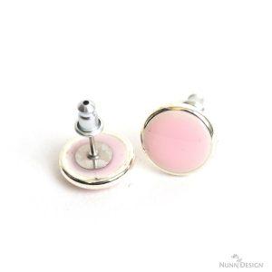 Colorized Resin Earrings