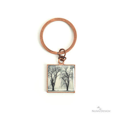 Resin Tree Pendant