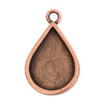 Grande Pendant Drop Single LoopAntique Copper
