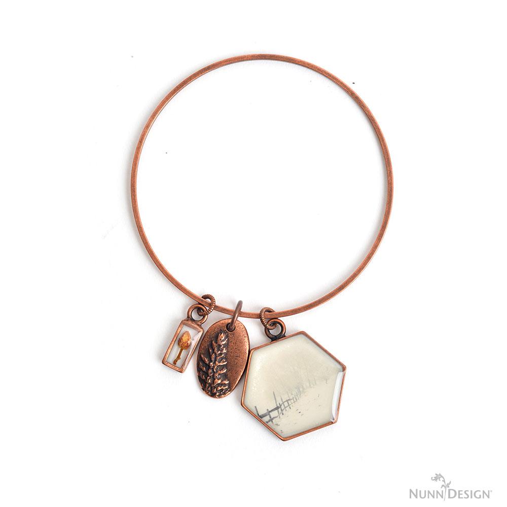 Resin Bracelet