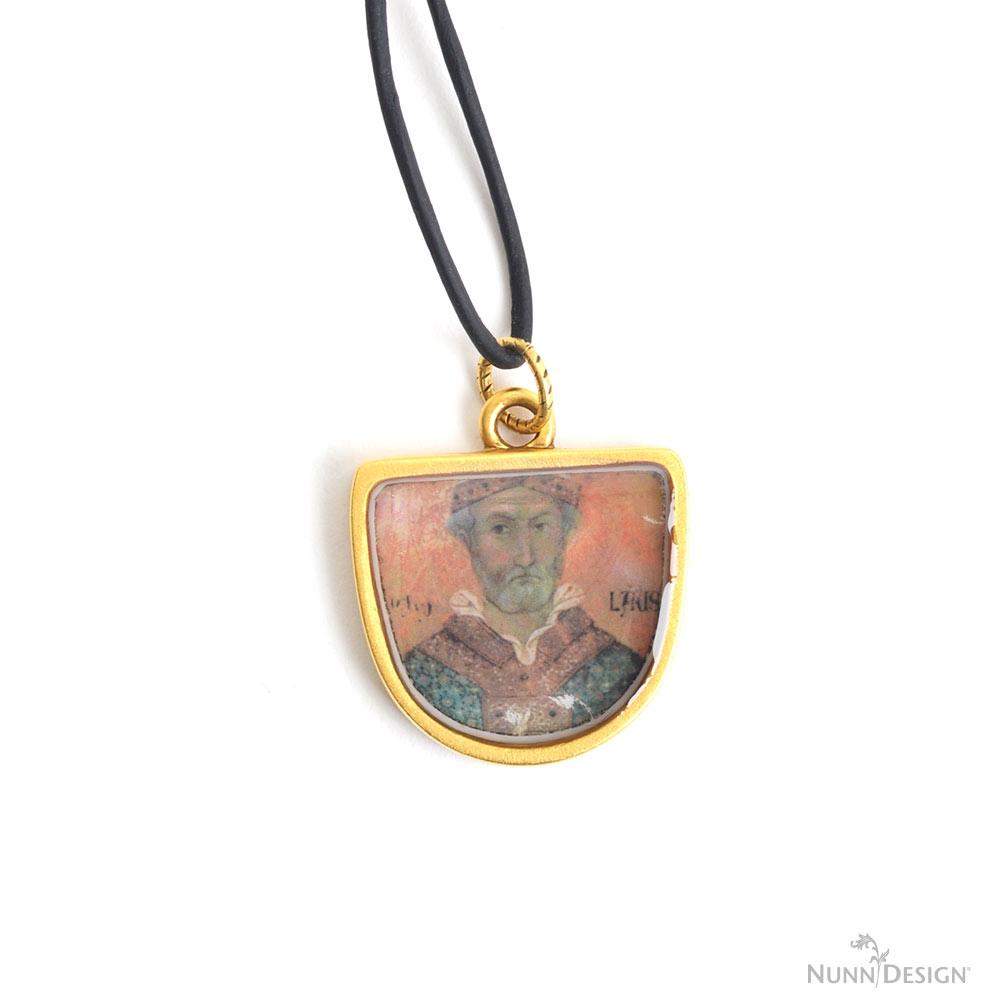 Religious Pendant Necklace