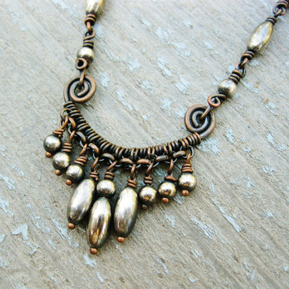 Wire Wrapped Jewelry Inspiration! V - Nunn Design